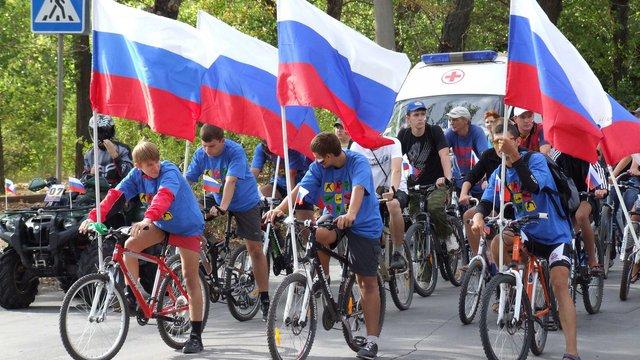 У Росії  велопробіги прирівняють до демонстрацій