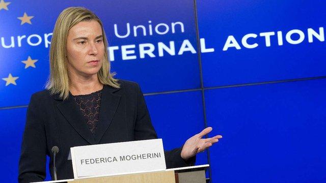 У ЄС назвали вирок Сенцову і Кольченку порушенням міжнародного права