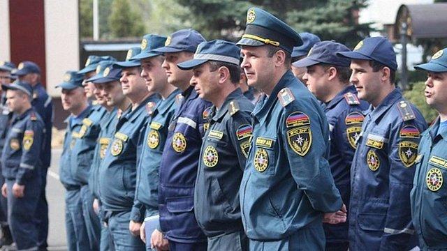Чотирьох колишніх посадовців ДСНС, які перейшли в «ДНР», оголосять в розшук