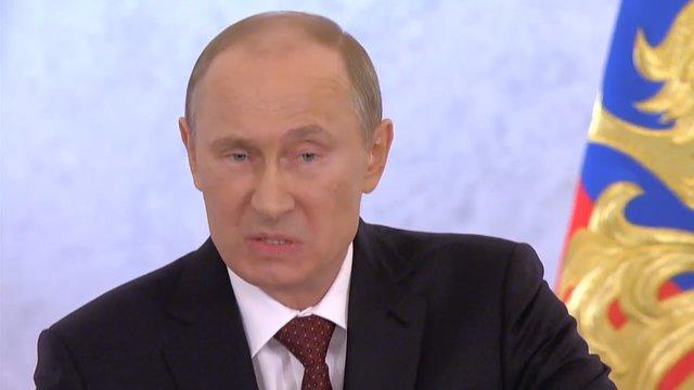 Рейтинг Путіна починає падати - соціологія