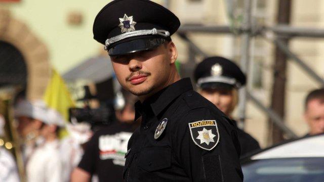Керівника патрульної поліції Львова оштрафували за перевищення швидкості