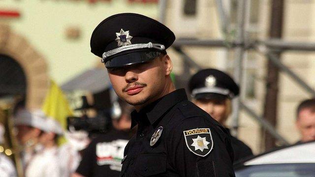Шеф львівської поліції виявився злісним порушником ПДР