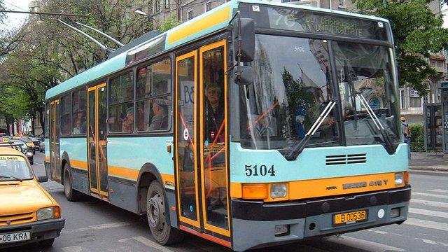 Бухарест передасть Чернівцям тролейбуси, вік яких не перевищує 15 років