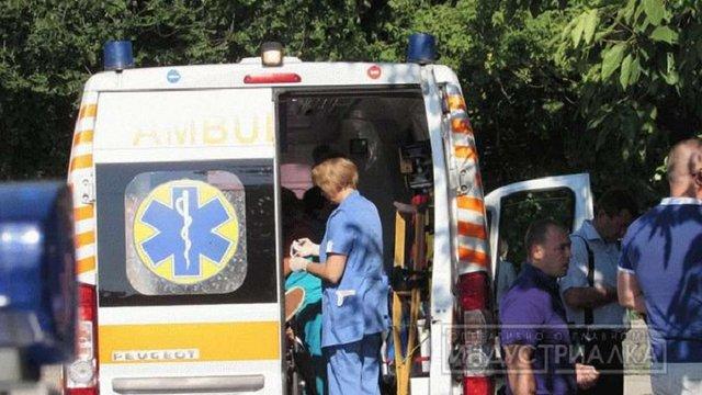 Невідомий з автомата розстріляв легковий автомобіль у Запоріжжі