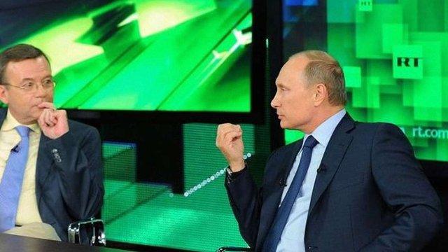 Латвія відмовилася реєструвати бюро Russia Today