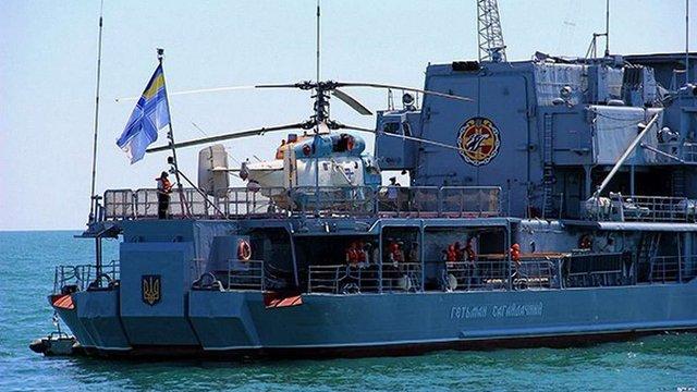 У Чорному морі стартують українсько-американські військово-морські навчання