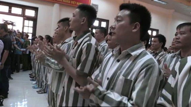 У В'єтнамі амністували понад 18 тисяч ув'язнених