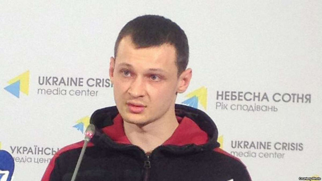 У Сімферополі російські спецслужби провели обшук у матері майданівця