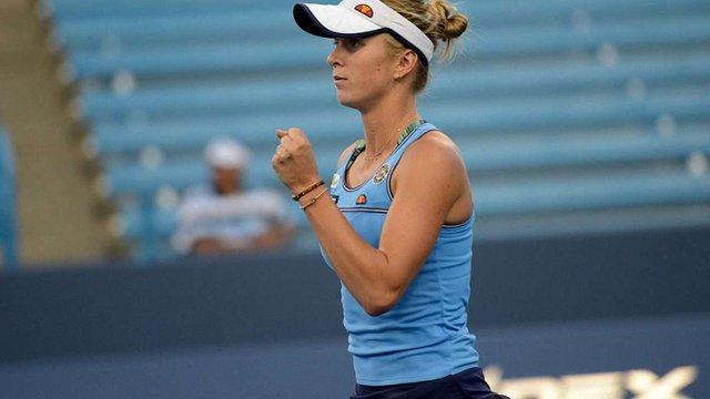 Три українські тенісисти вийшли у наступний раунд US Open