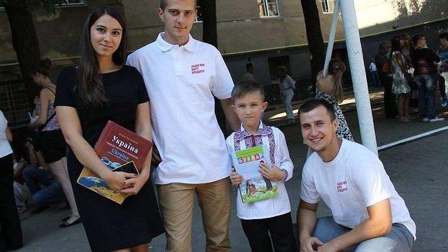 КВУ заявив про випадки політичної агітації у львівських школах