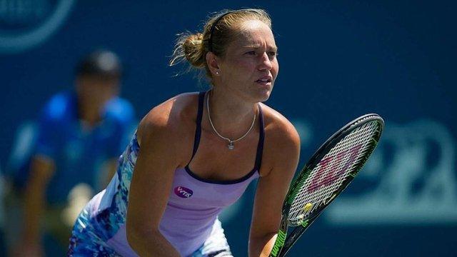 Катерина Бондаренко вийшла до другого раунду Відкритого чемпіонату США