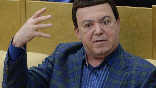МЗС Італії підтвердило видачу в'їзної візи Кобзонові