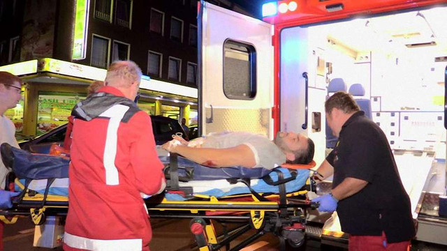 Німецького боксера Мануеля Чарра підстрелили в барі