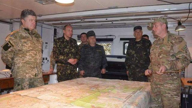 Українська армія до 2020 року буде сумісна зі стандартами армій НАТО