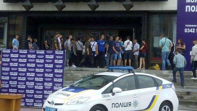 В Івано-Франківську стартував прийом заяв кандидатів у патрульну поліцію