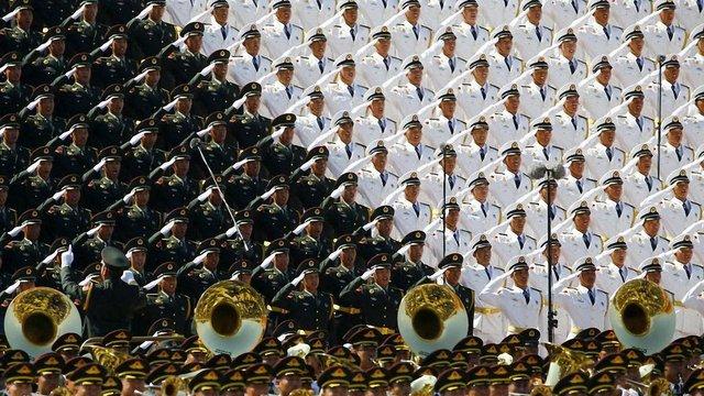 Китай має намір скоротити свою армію на 300 тисяч осіб