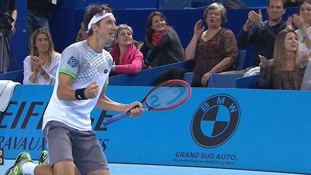 Сергій Стаховський переміг в українському дербі на US Open