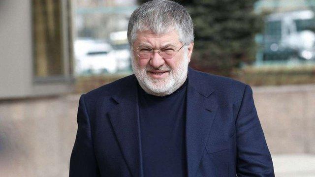 Російський суд заарештував майно Коломойського в Криму