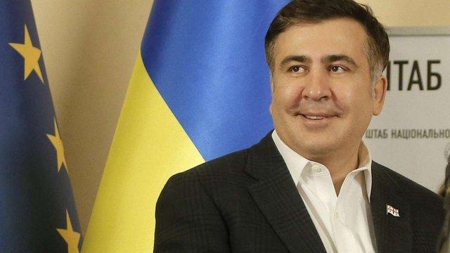 Саакашвілі заявив, що не має наміру ставати прем'єр-міністром України