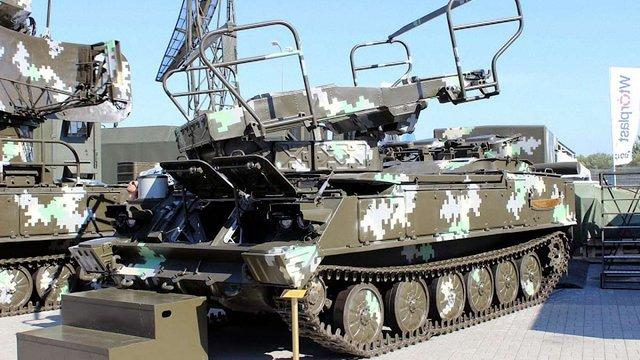 Україна вперше представила модернізований комплекс ППО «Квадрат-2Д»