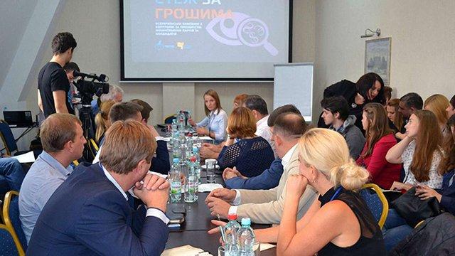 16 львівських політиків погодилися звітувати про свої витрати на місцевих виборах
