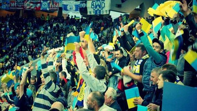 На «Арені Львів» українці перемогли білорусів з рахунком 3:1
