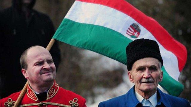 Для участі у місцевих виборах на Закарпатті об'єдналися дві угорські партії