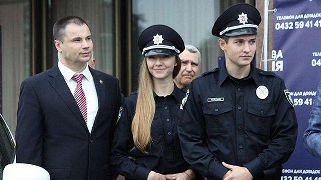 У Вінниці стартував набір до нової поліції