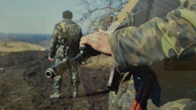 У Волновасі військовий вбив двох товаришів по службі
