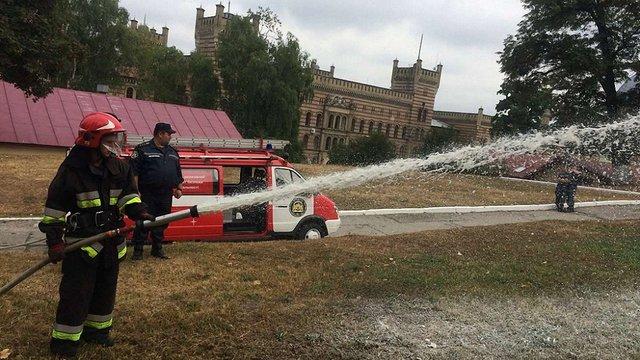 Львівські пожежники сконструювали пристрій для ефективнішого гасіння пожеж