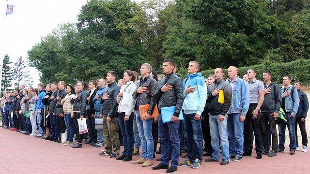 У Львові розпочали навчання 123 кандидати у патрульну поліцію