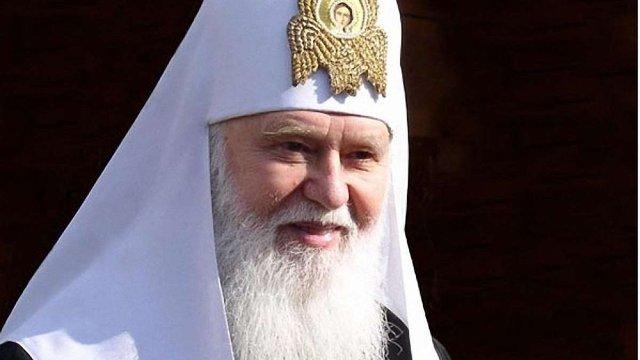 Патріарх Філарет відвідає Львів. Програма триденного візиту
