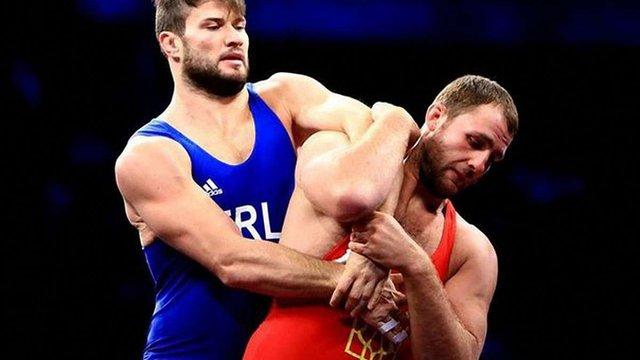 Український борець завоював бронзу на чемпіонаті світу у Лас-Вегасі