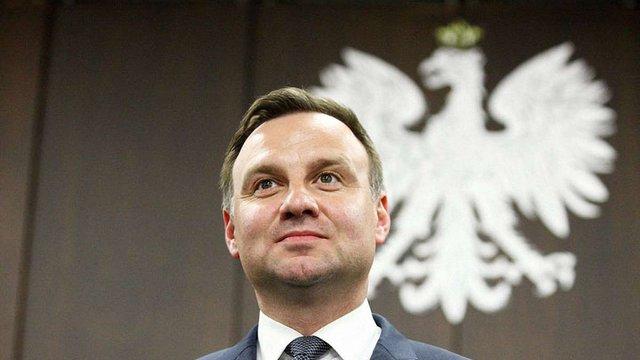 Президент Польщі розкритикував ЄС за маргіналізацію війни в Україні