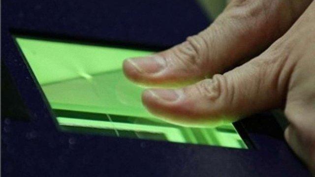 «Відбитки пальців знищуються відразу після вдрукування у біометричні паспорти», - ГУ ДМС