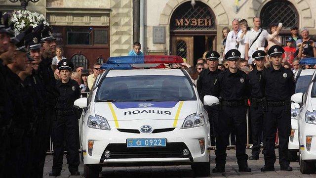 Патрульна поліція Львова співпрацюватиме з активістами «Безпечного міста»