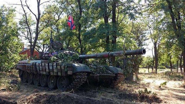 Міліція затримала мешканця Маріуполя, який переганяв для бойовиків танки з Росії