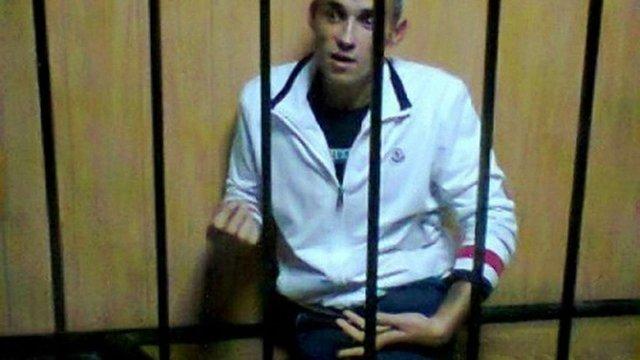 Активіста одеського «Правого сектору» заарештували