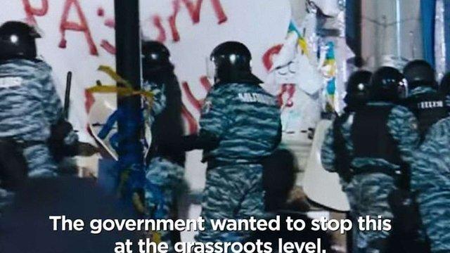 Опублікований трейлер фільму про Євромайдан американського сервісу Netflix
