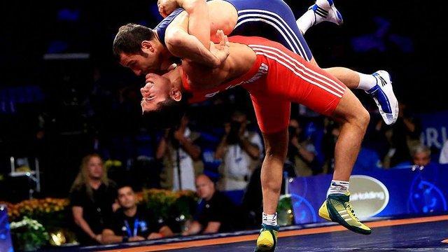 Українські борці здобули дві нагороди на чемпіонаті світу у Лас-Вегасі