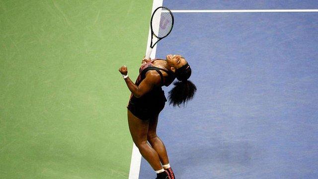 Перша ракетка світу Серена Вільямс вийшла у півфінал US Open