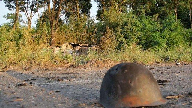 В зоні АТО загинув один військовий