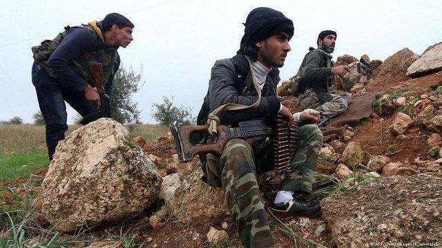 У Сирії ісламісти захопили ключову авіабазу