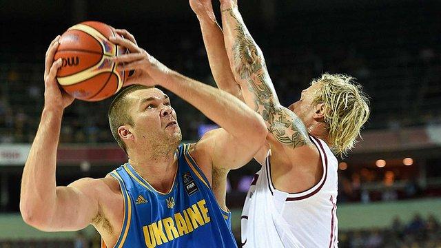 Збірна України здобула першу перемогу на Євробаскеті-2015