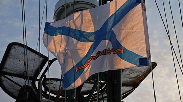 Російську флотилію у Каспійському морі привели в повну боєготовність