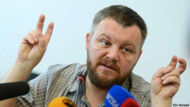 Відсторонений ватажок ДНР планує розвивати «Донецьку республіку», як мережевий проект, - ВВС