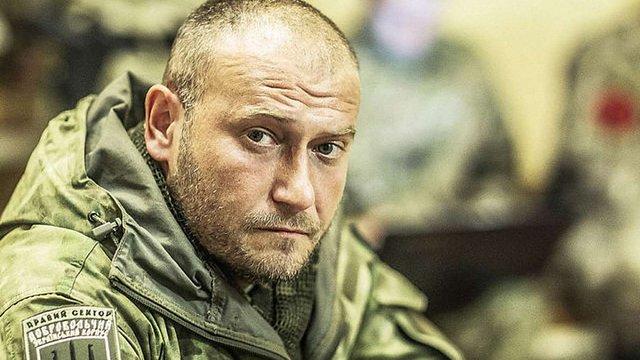 Дмитро Ярош потрапив у лікарню