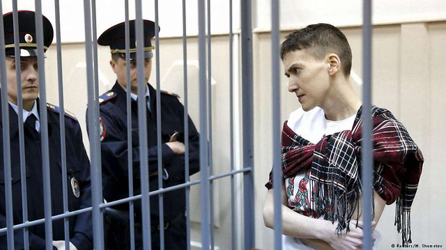 Європарламент закликав створити «список Савченко-Сенцова» на кшталт «списку Магнітського»