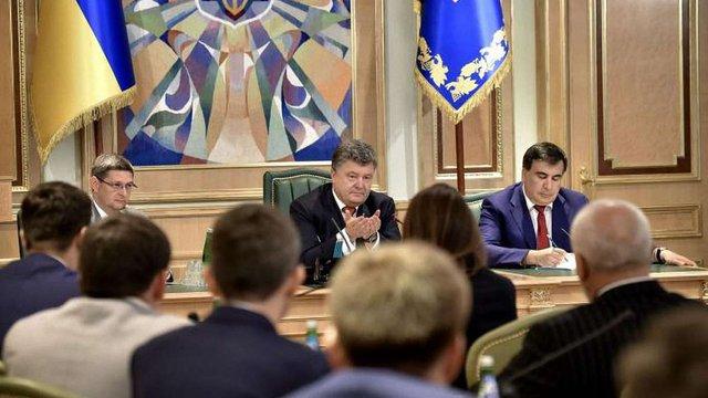 Президент призначив перших публічно відібраних голів райадміністрацій Одещини