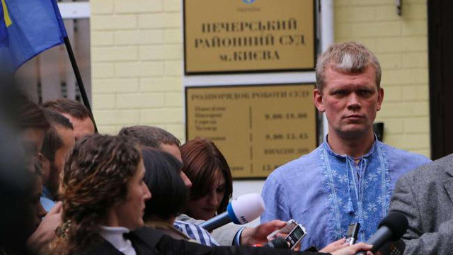 Печерський суд відпустив Ігоря Швайку під особисте зобов'язання нардепів